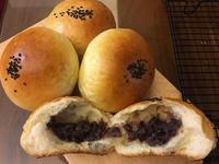 超簡單台式麵包之紅豆麵包