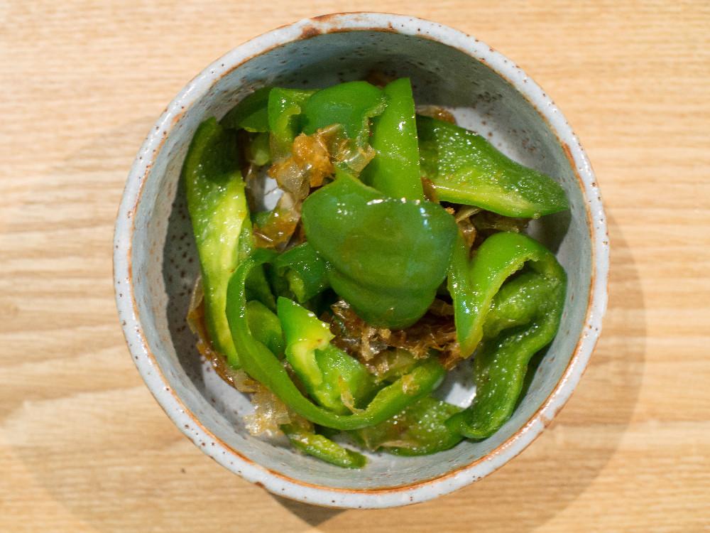 柴魚青椒飯鬆