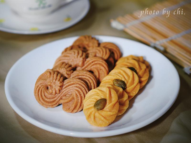 初學者必試!超級酥鬆的曲奇餅乾🍪