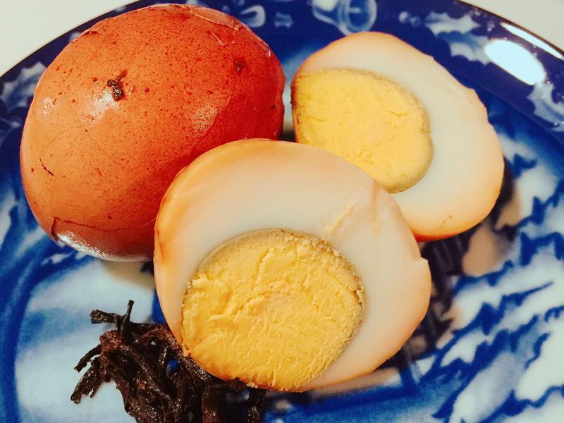 《寶寶食譜》零污染有機茶葉蛋