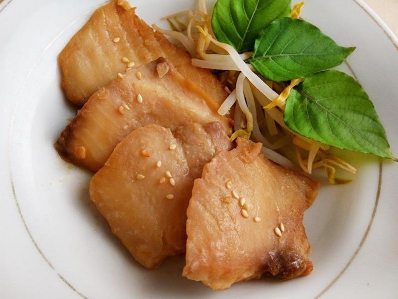 味噌鯛魚片
