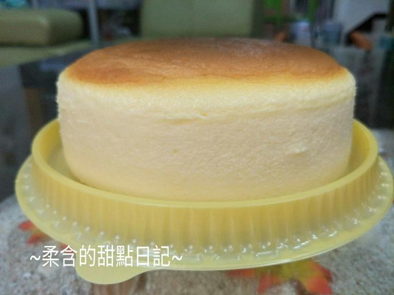輕乳酪蛋糕😊