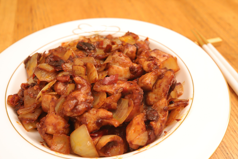 豆瓣雞/醬爆雞