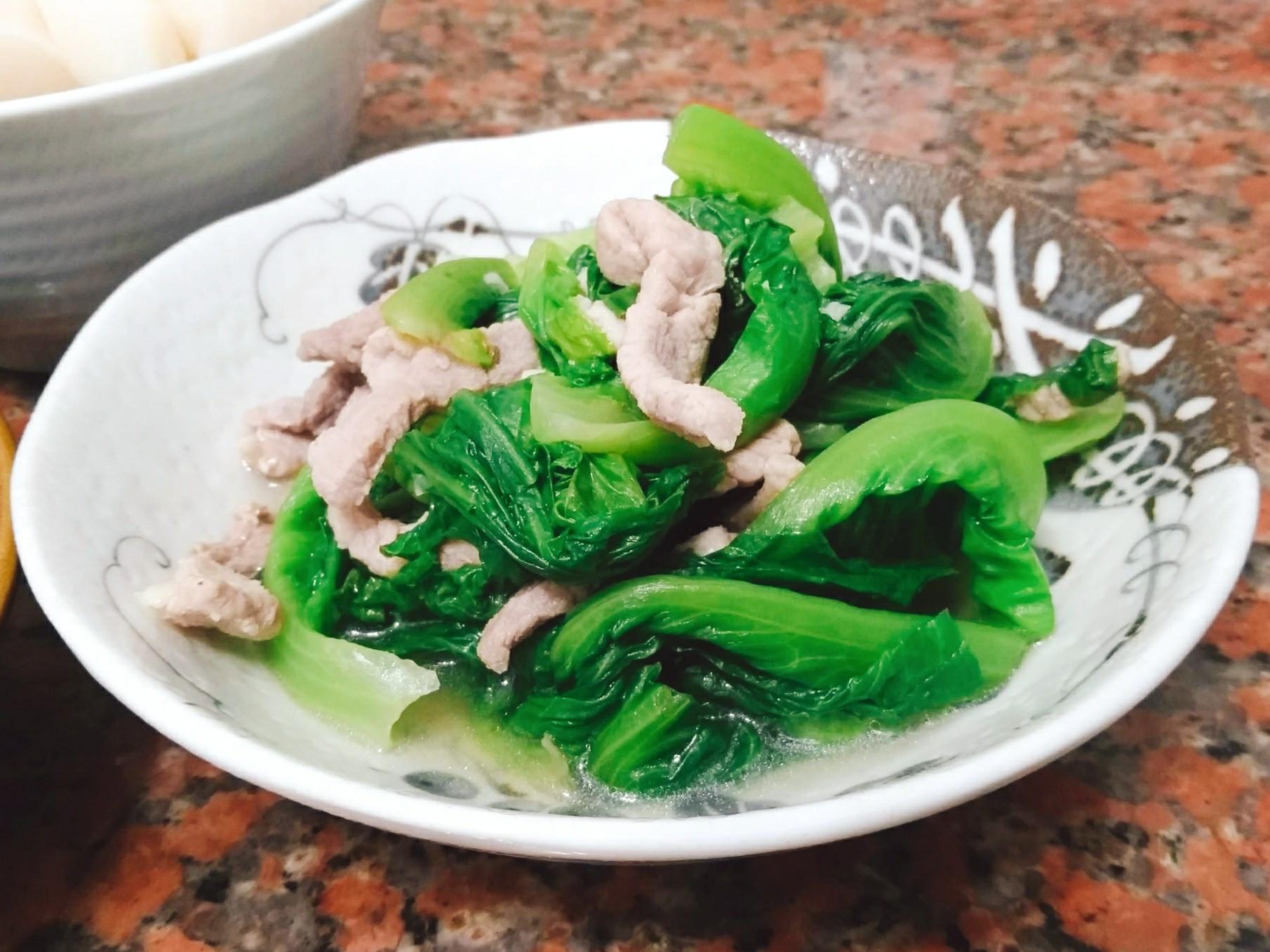 香油拌萵苣(大陸妹)