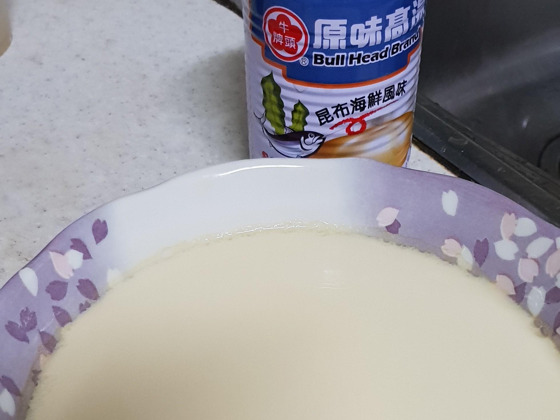 牛頭牌原味高湯之昆布海鮮風味蒸蛋
