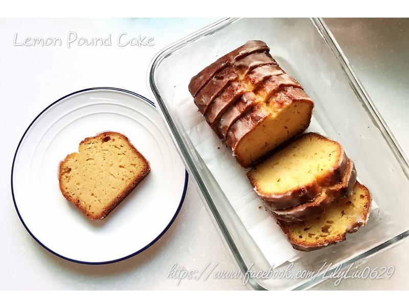 檸檬磅蛋糕🍋