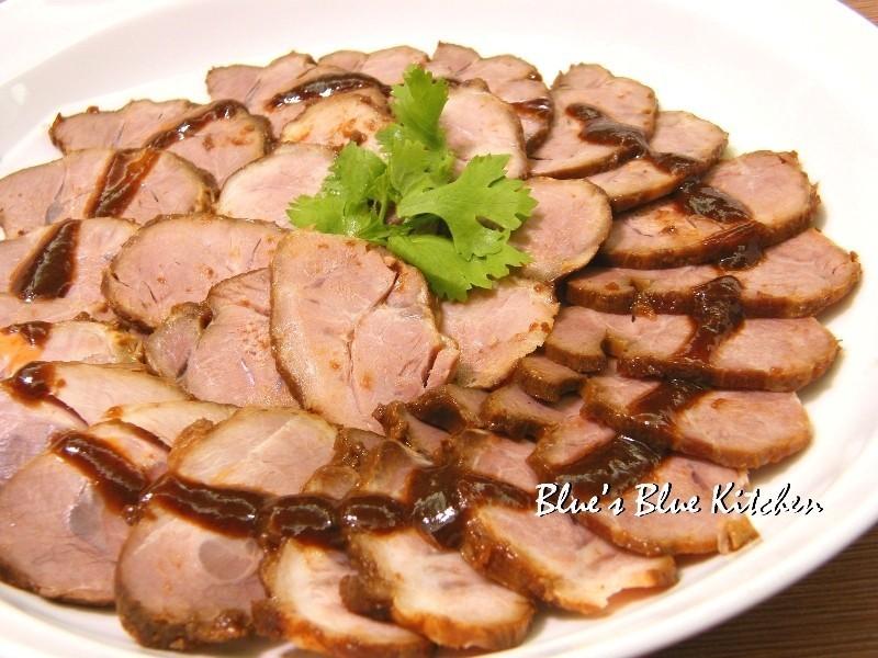 (奇想鮮解凍)-甜麵醬燒豬腱子