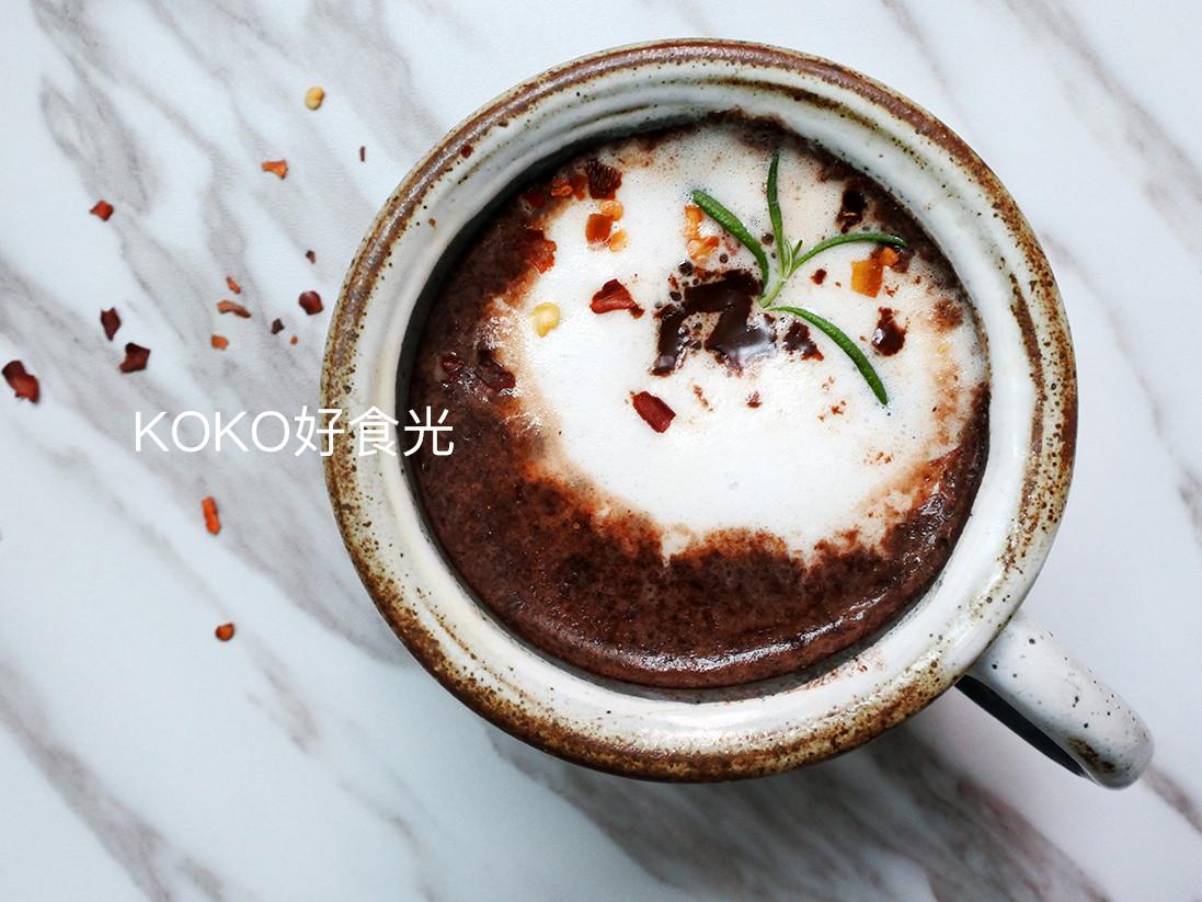 墨西哥辣味熱巧克力