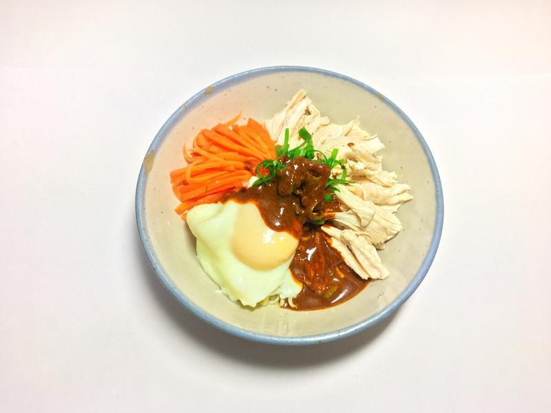 芝初胡麻拌麵