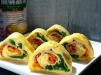 五分鐘日式高湯野菜厚蛋燒/玉子燒(不甜)