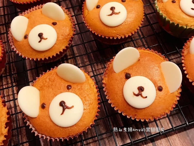 👩🍳小熊🐻原味杯子蛋糕