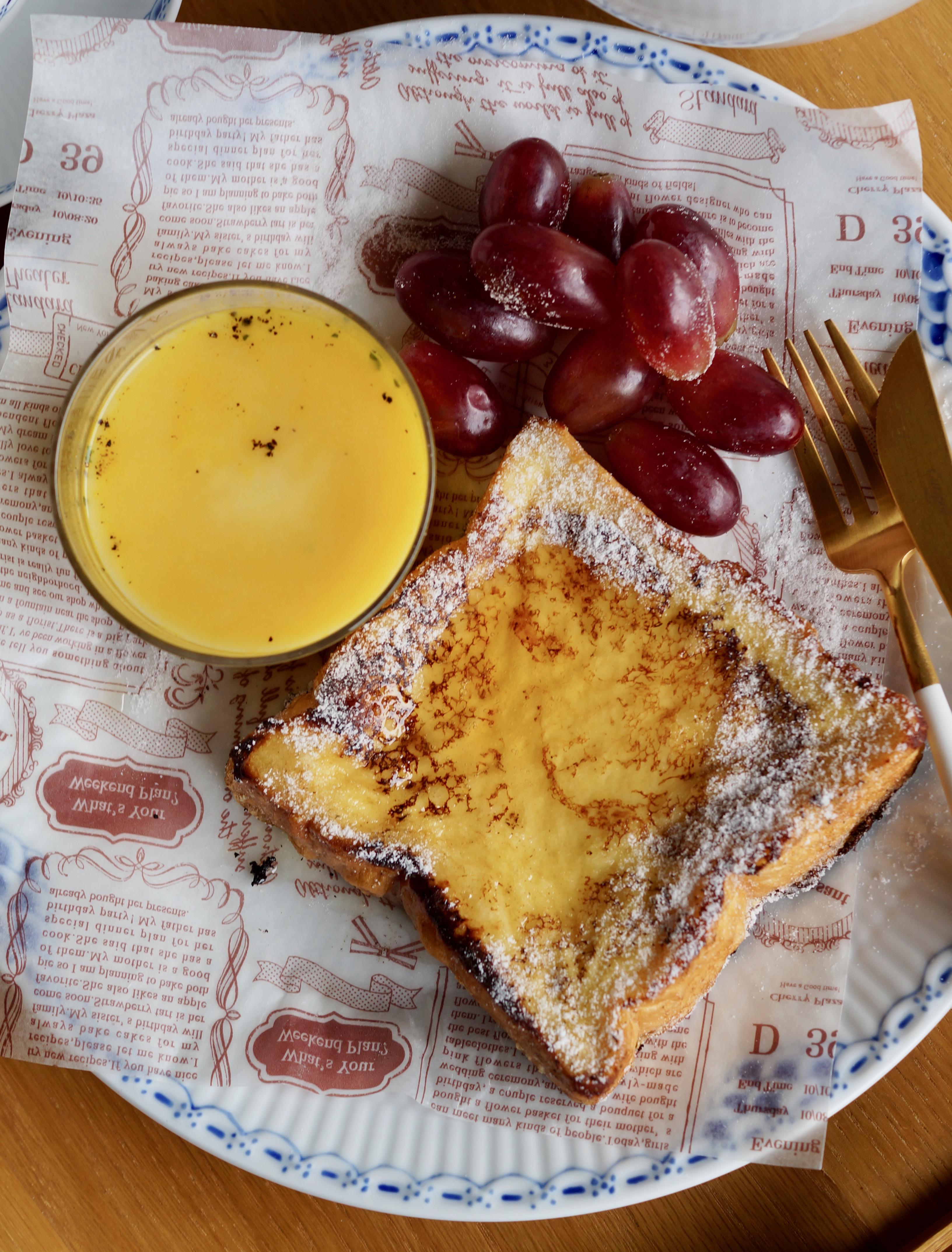 經典法式吐司french toast