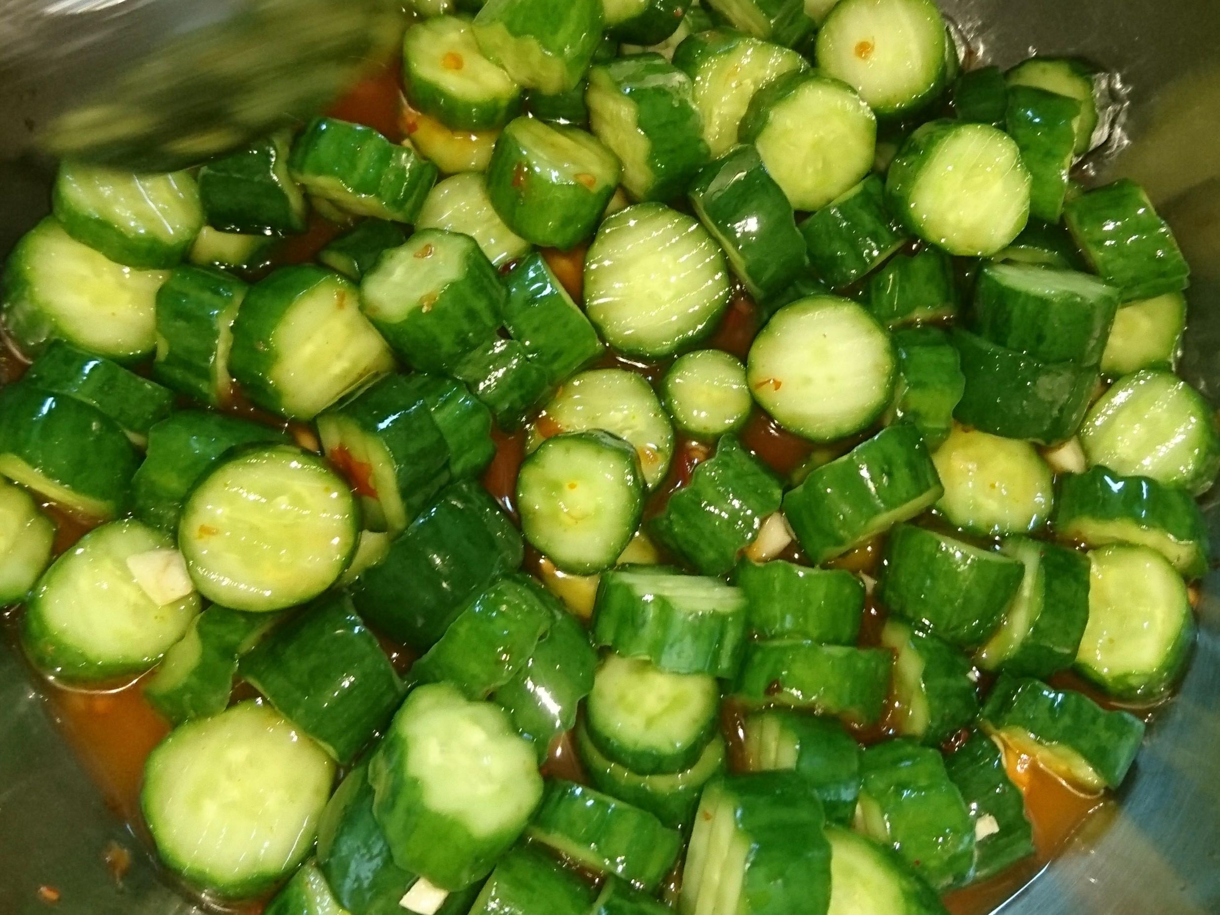 ✨✨超開胃小黃瓜泡菜✨✨