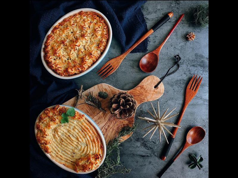 聖誕節餐桌之滿足感爆棚➰牧羊人派•農舍派