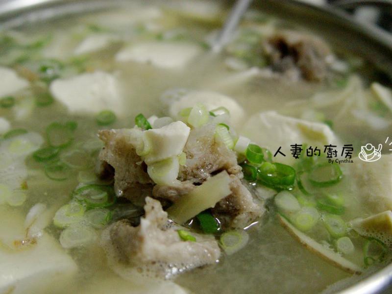 味增魚頭湯