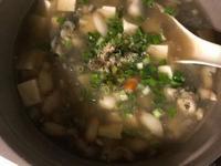 海鮮豆腐羹(牛頭牌昆布海鮮高湯)