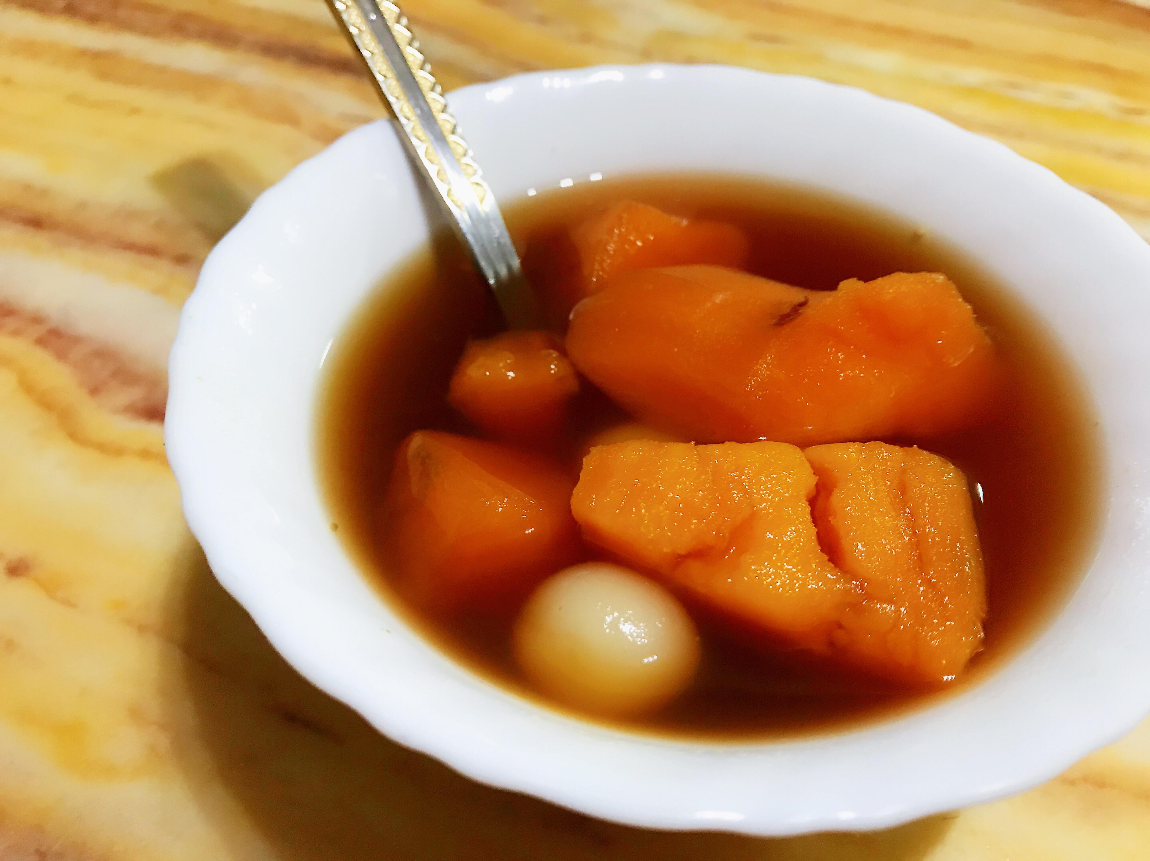 黑糖地瓜糖水(無麩質)