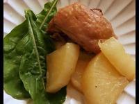 蘿蔔雞肉煮 (露營OK)