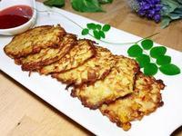 馬鈴薯鮪魚煎餅