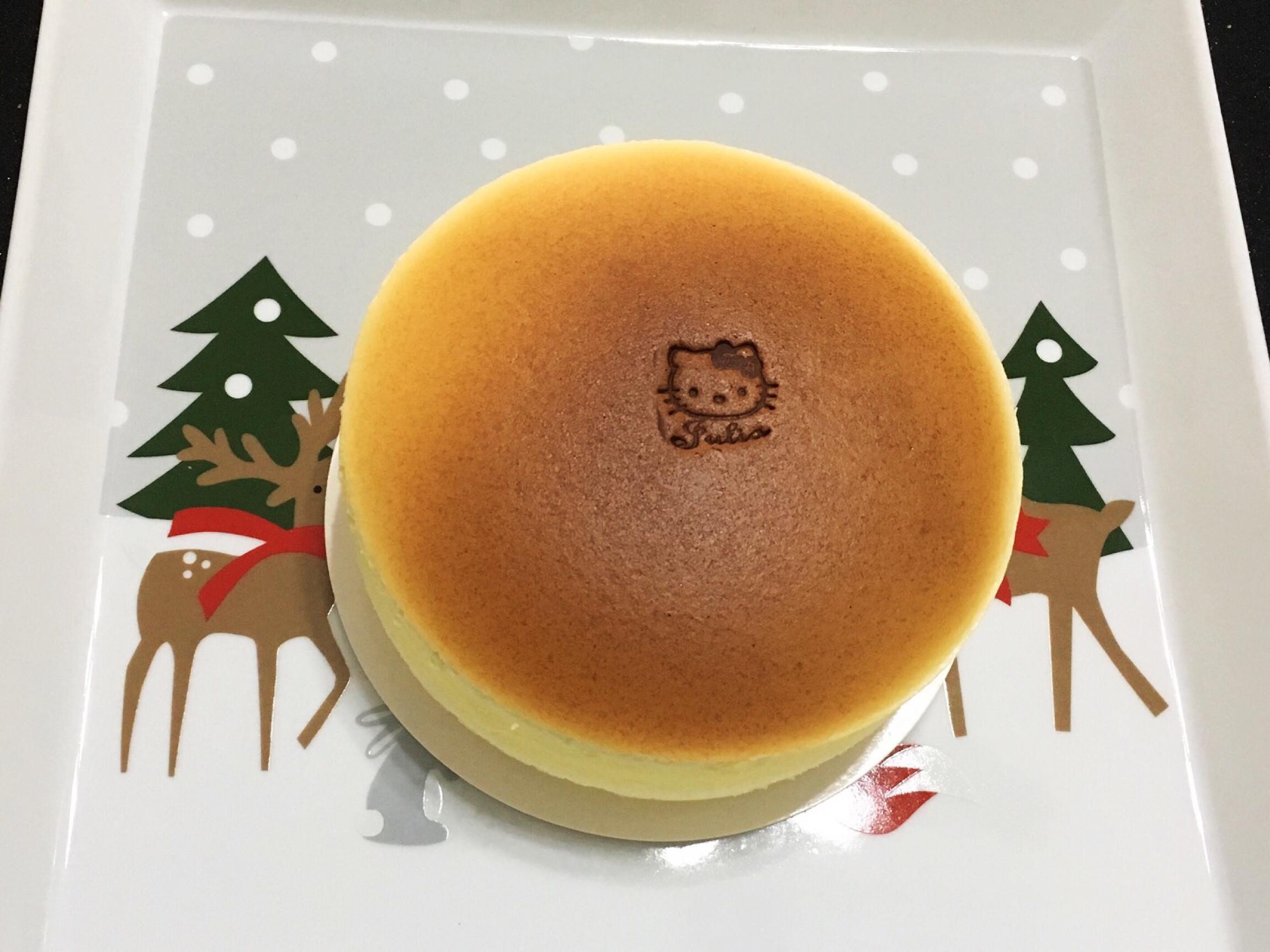 蜂蜜檸檬乳酪蛋糕