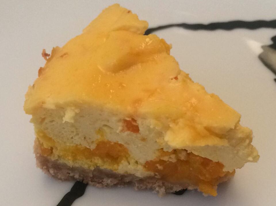 超級南瓜乳酪生日蛋糕