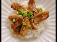 蔥鹽豬肉丼 (露營OK)