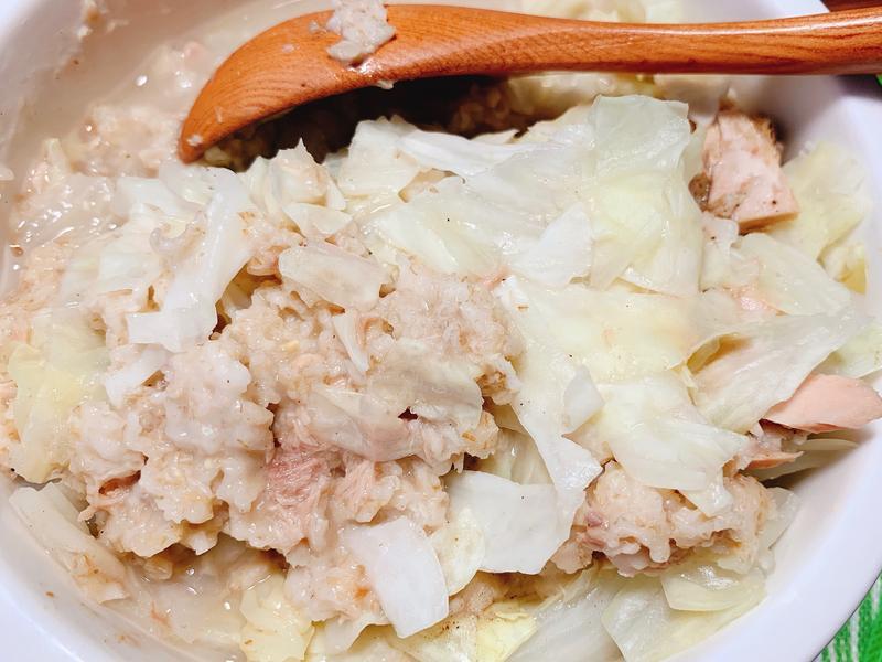 鮪魚燕麥粥250卡,冬天暖胃新選擇