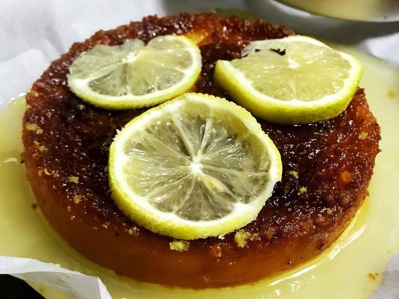 【皇兒手做♥】6吋檸檬蜂蜜蛋糕