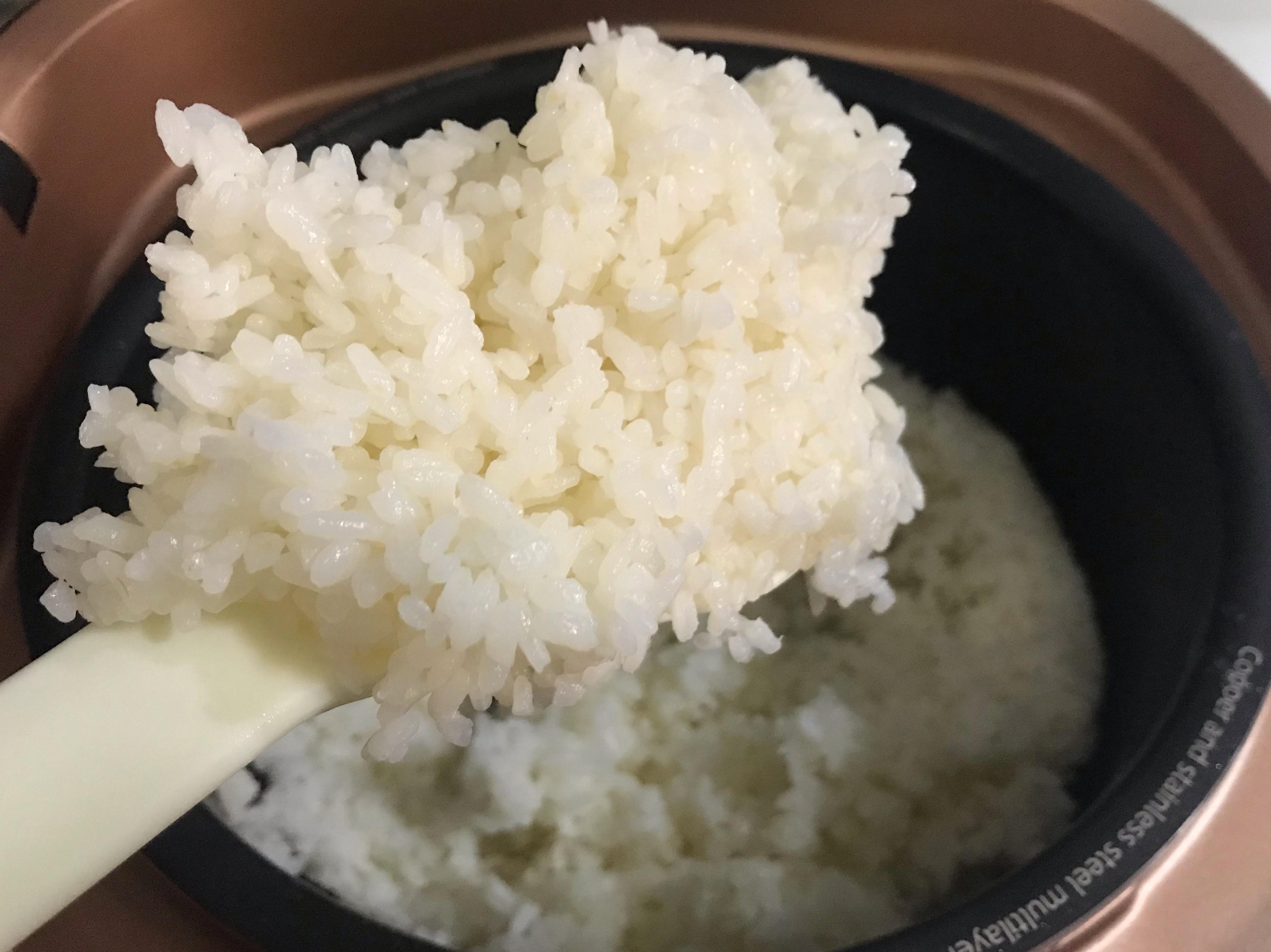 👨🏻🍳煮飯不用浸泡米粒-能更好吃
