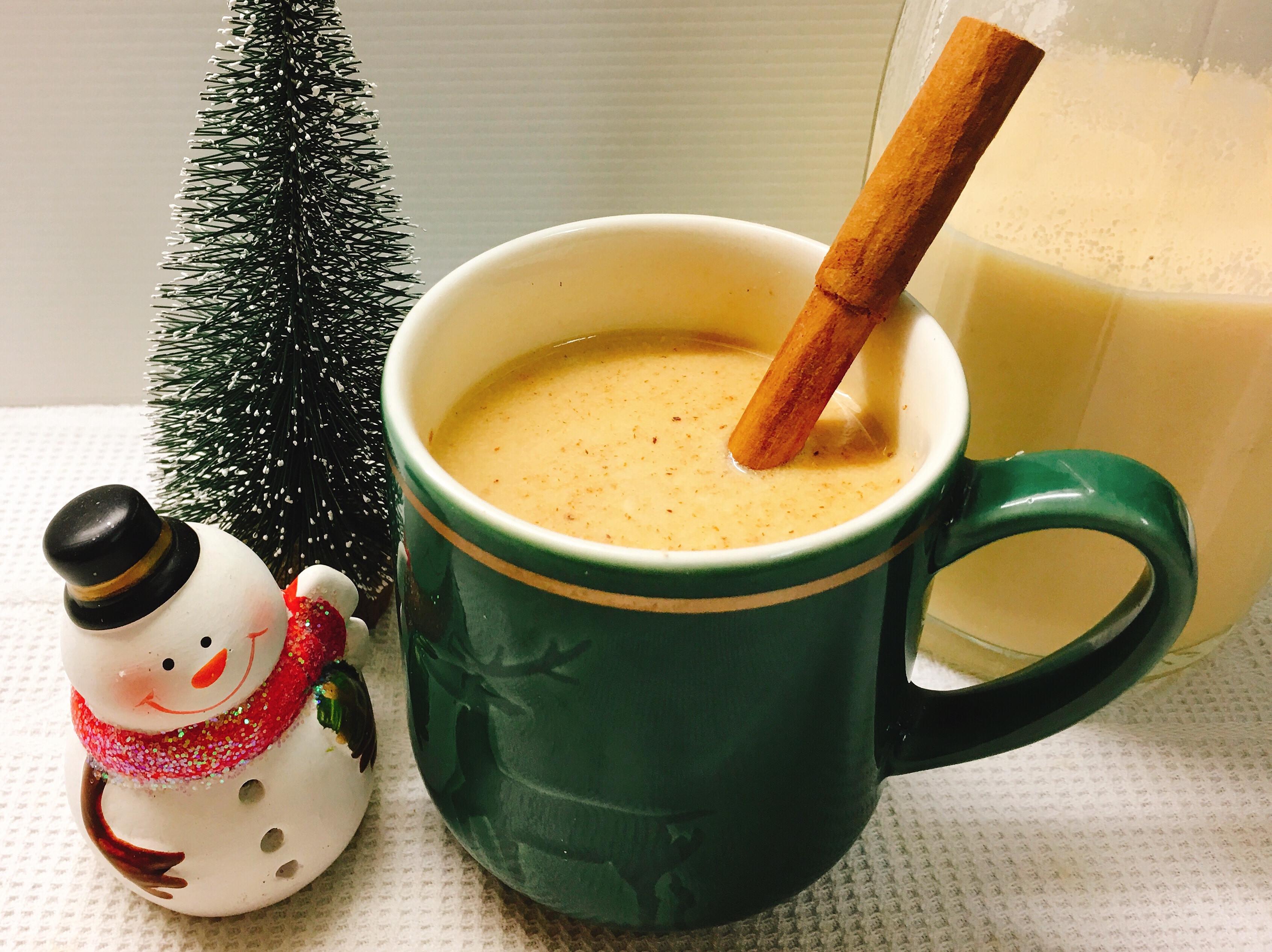 Eggnog 聖誕蛋奶酒(咖啡)