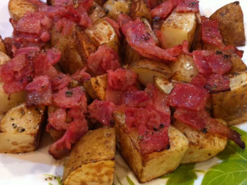 培根香烤黃金馬鈴薯