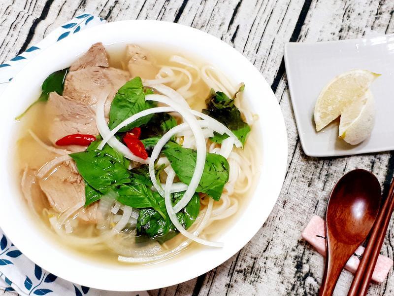 越南豬肉河粉