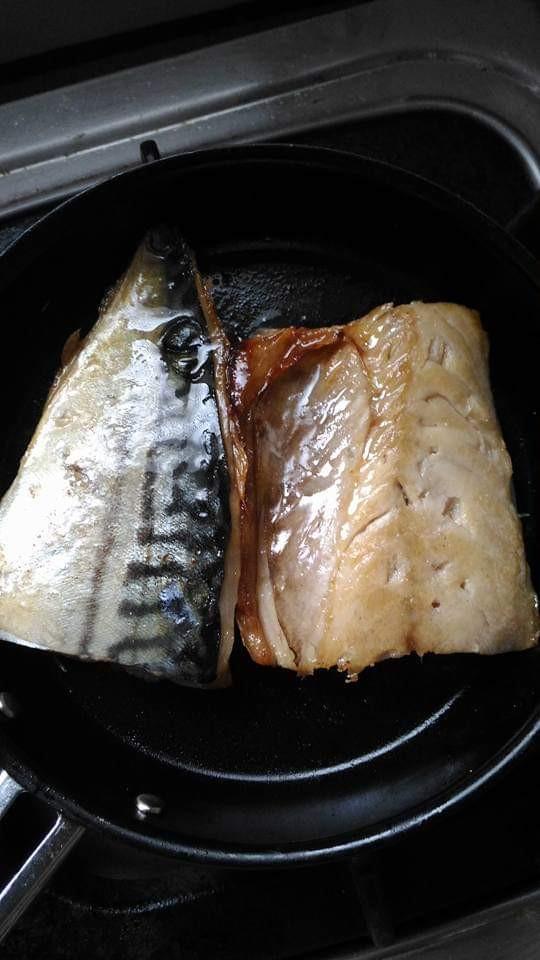 椰香檸檬鯖魚