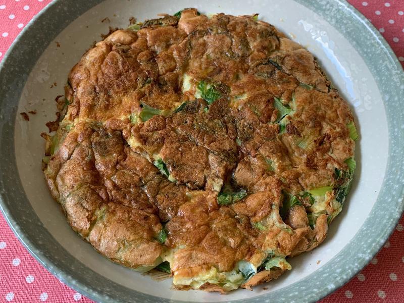 高蛋白蔬菜煎餅