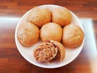 椰棕糖饅頭