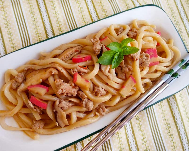 家常炒烏龍麵〞自製冷凍食品包