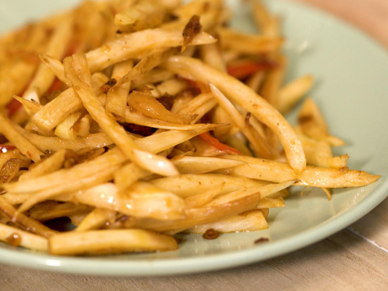 醬炒茭白筍