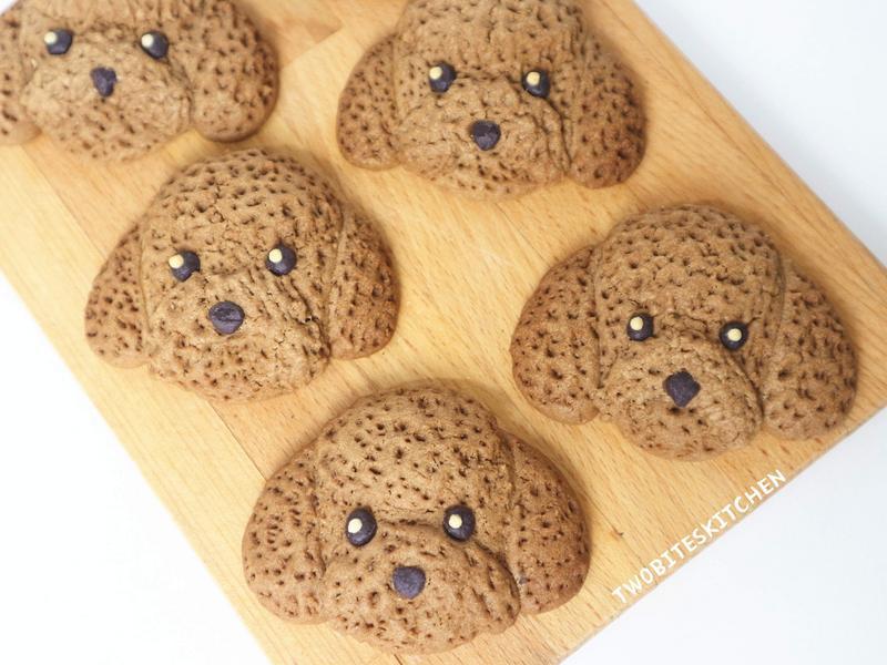 貴賓狗咖啡餅乾