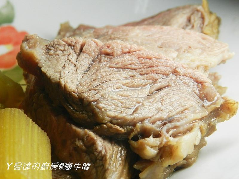 ㄚ曼達的廚房~【大同電鍋料理】滷牛腱