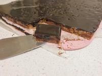 焦糖巧克力餅