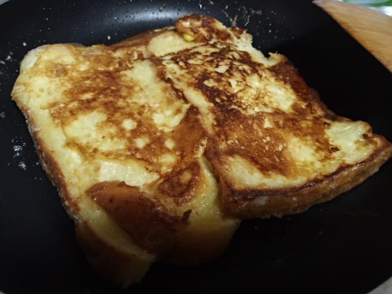 早餐~法國吐司(無煉乳)