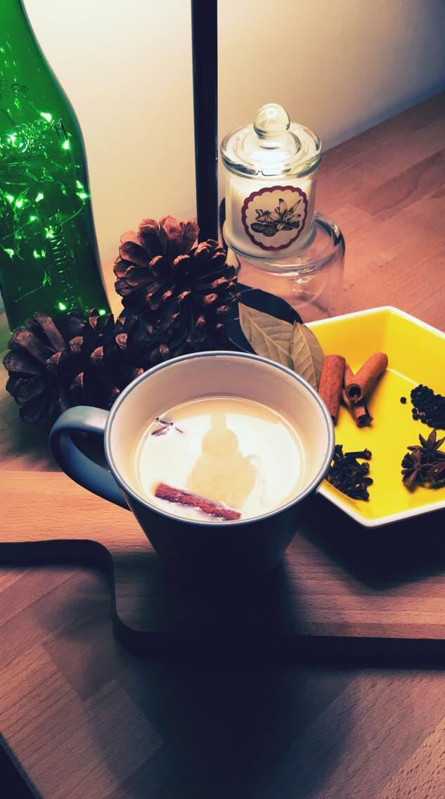 Masala Chai印度拉茶/香料奶茶