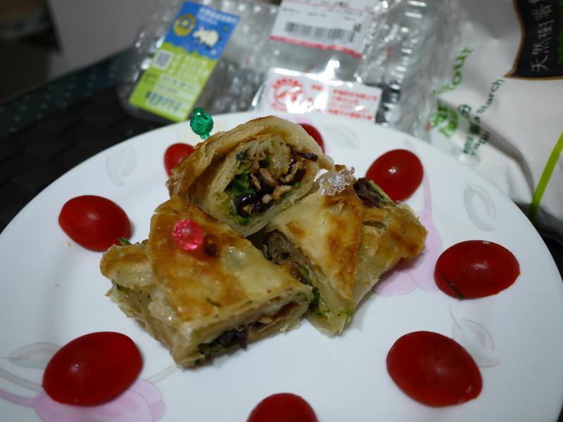 京醬捲餅(家樂福嚴選豬肉)
