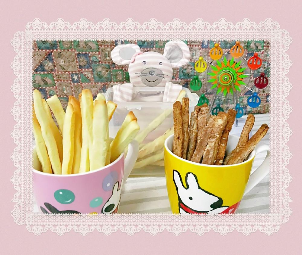 香酥牛奶棒【原味/香蕉牛奶/巧克力燕麥】