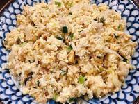 水嫩鮪魚金針蛋