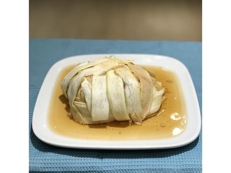 茭白筍肉餅