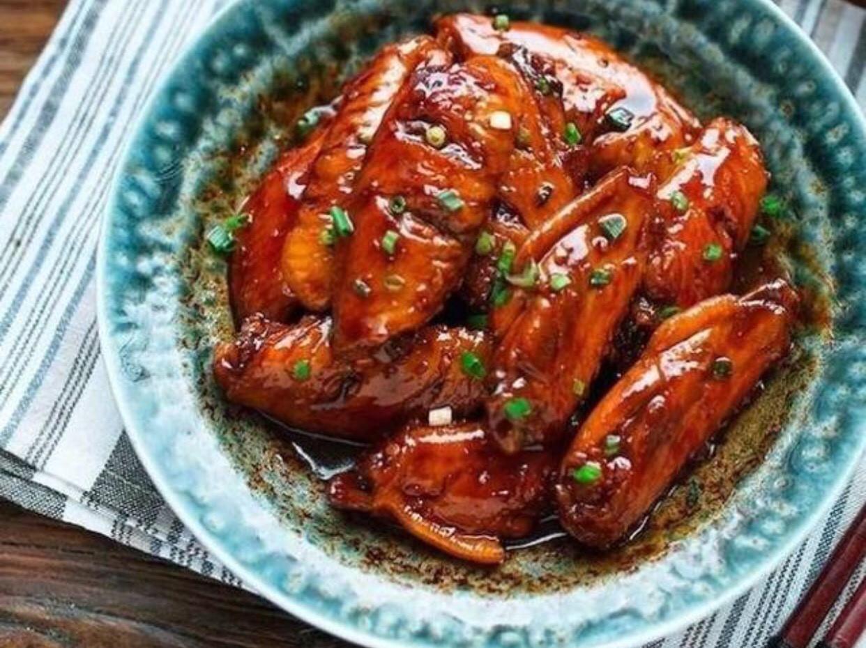紅燒蠔油雞翅