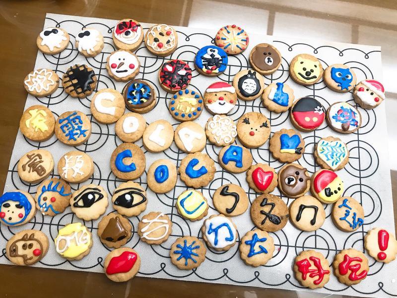 糖霜餅乾🍪隨心所欲隨意塗鴉