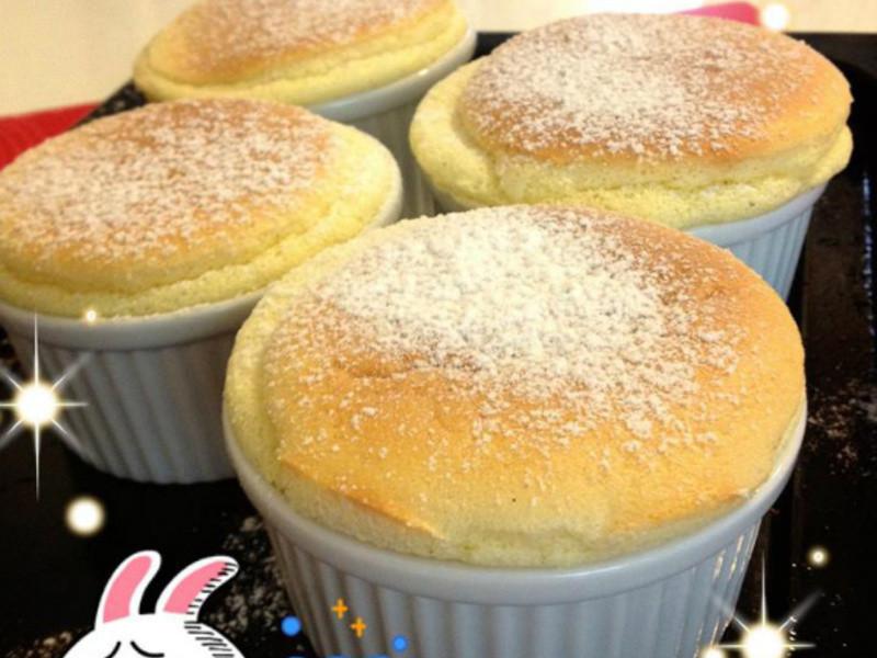 舒芙蕾-法式甜點的經典款