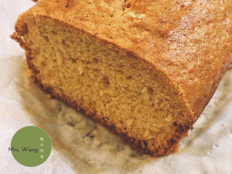鬆餅粉甜點-蜂蜜黑糖蛋糕[少糖]
